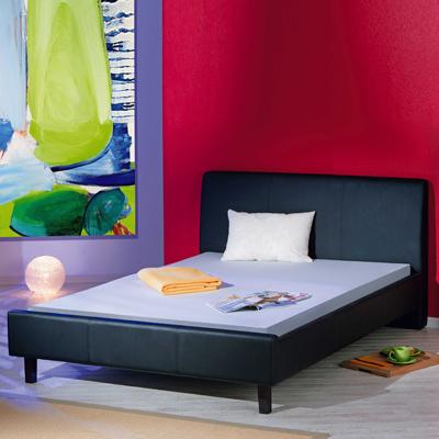 lit 2 personnes acheter ce produit au meilleur prix. Black Bedroom Furniture Sets. Home Design Ideas