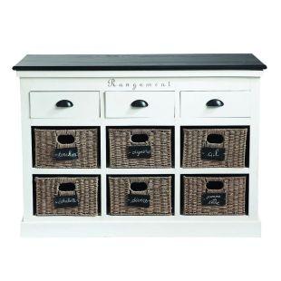 buffet comptoir des epices acheter ce produit au meilleur prix. Black Bedroom Furniture Sets. Home Design Ideas