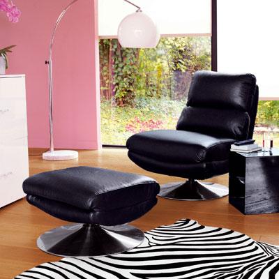 fauteuil pouf pivotants acheter ce produit au meilleur. Black Bedroom Furniture Sets. Home Design Ideas