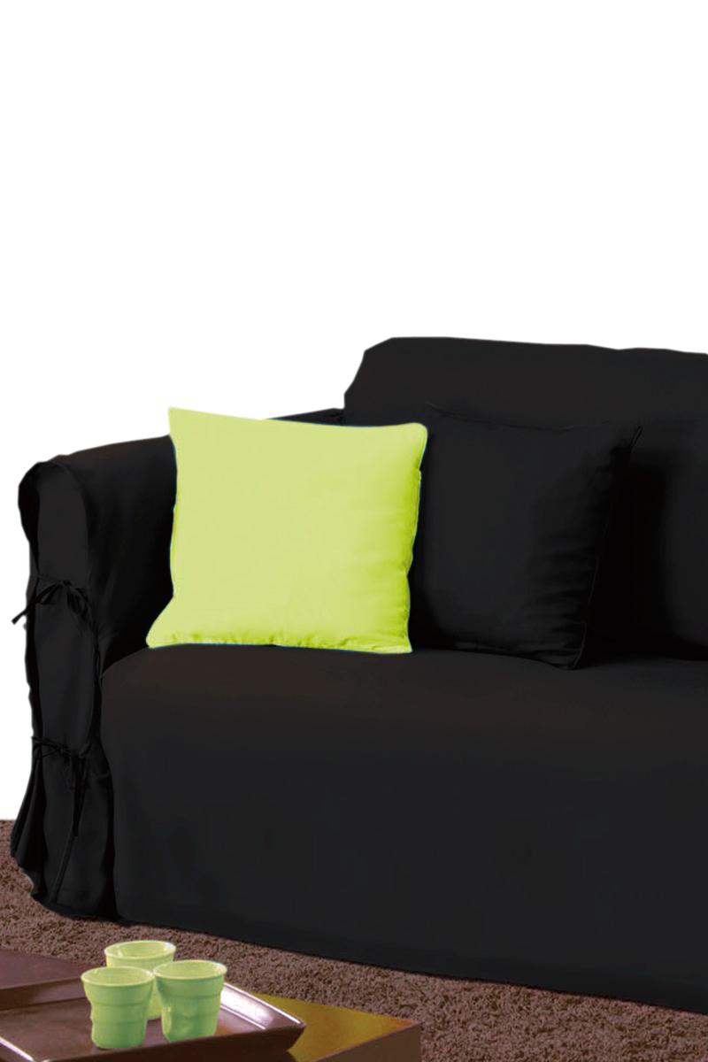 housse de canapé suédine 205 x 60 x h 90 cm - acheter ce produit au
