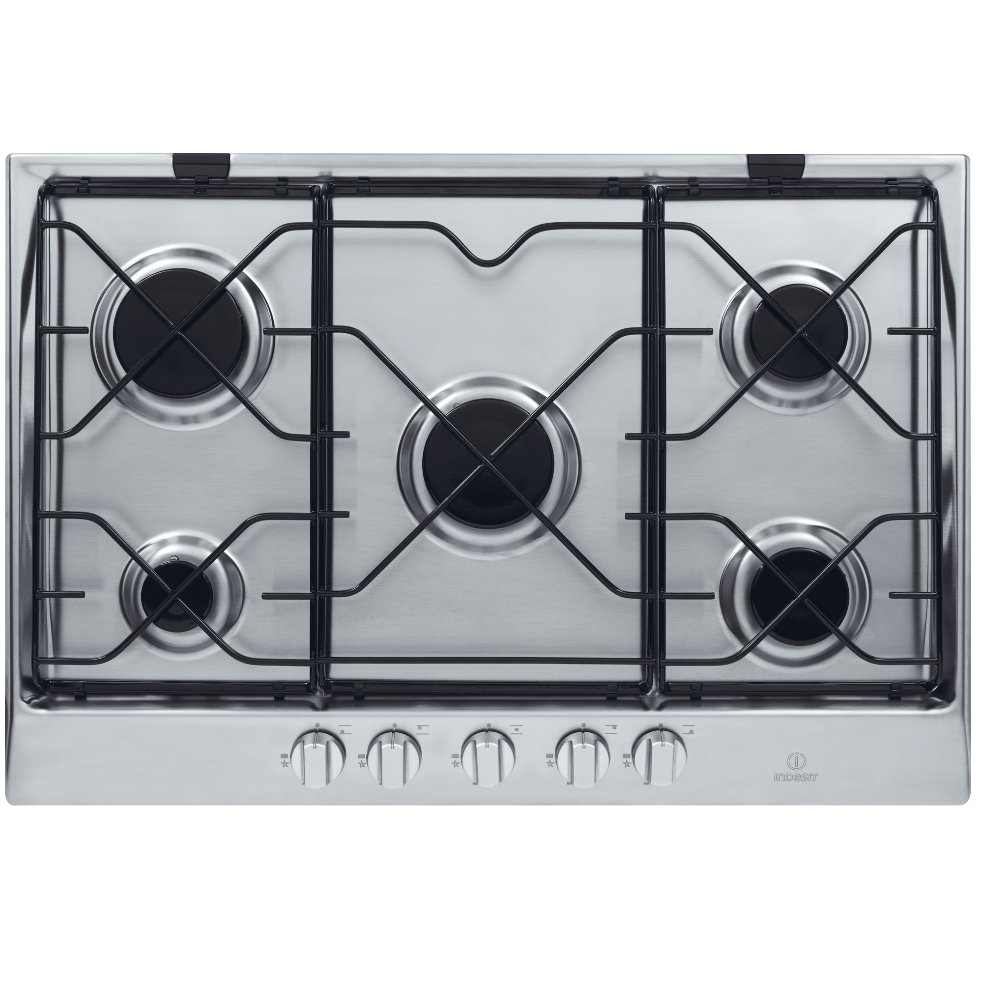 Table de cuisson a gaz - Table de cuisson mixte gaz induction 5 feux ...