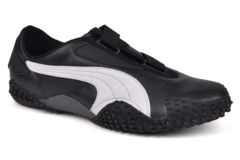 Baskets mode puma mostro leather