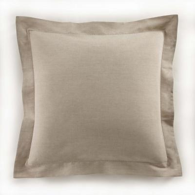 taie d 39 oreiller tendresse naturel 50x75 acheter ce produit au meilleur prix. Black Bedroom Furniture Sets. Home Design Ideas