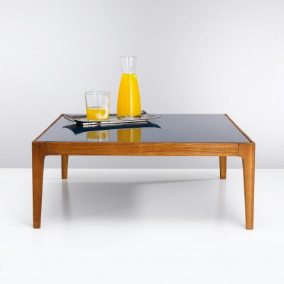 Table basse verre color r tro en 4 coloris acheter ce - Table basse colore ...