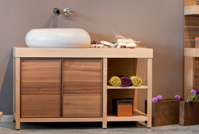 Bien Choisir Son Meuble De Rangement Pour Salle De Bain - Meuble rangement salle de bain