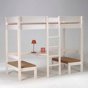 Lit mezzanine 1 place acheter ce produit au meilleur prix - Acheter lit mezzanine ...