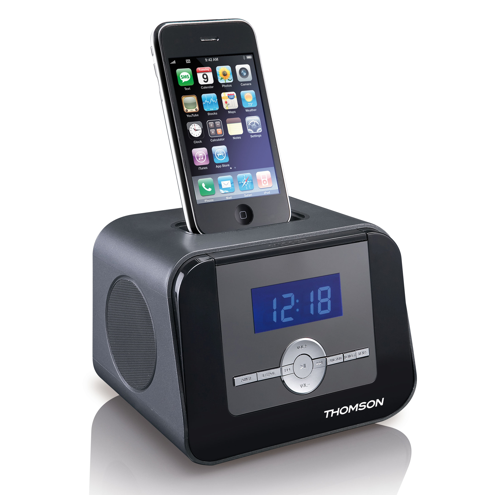 radio r veil thomson cr308i frais de traitement de commande offerts acheter ce produit au. Black Bedroom Furniture Sets. Home Design Ideas