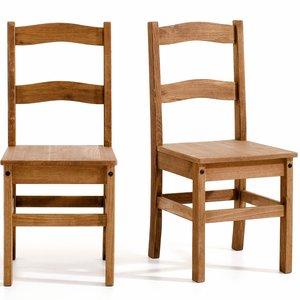 Chaise en pin massif cir lot de 2 acheter ce produit au meilleur prix - Chaise en pin massif ...