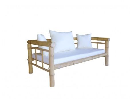 canap 2 places robinson en bambou acheter ce produit au meilleur prix. Black Bedroom Furniture Sets. Home Design Ideas