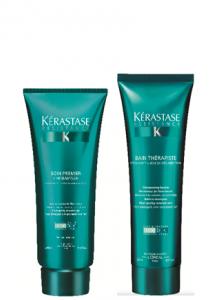 Soin premier + bain Thérapiste de Kerastase