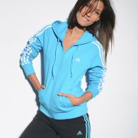 veste adidas femmes turquoise