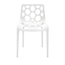 chaise blanche hero calligaris acheter ce produit au meilleur prix. Black Bedroom Furniture Sets. Home Design Ideas