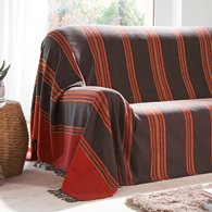 jet de canap bicolore acheter ce produit au meilleur prix. Black Bedroom Furniture Sets. Home Design Ideas