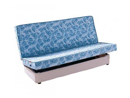 matelas clic clac accueil latex mate de dreamea 2x65x190cm acheter ce produit au meilleur prix. Black Bedroom Furniture Sets. Home Design Ideas