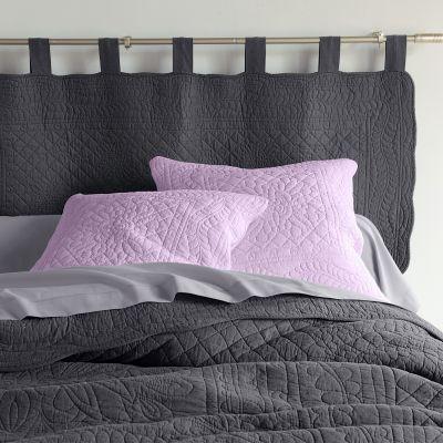 t te de lit patte boutis pur coton tertio 10 coloris au choix acheter ce produit au. Black Bedroom Furniture Sets. Home Design Ideas