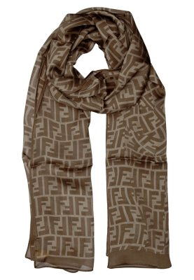 Fendi echarpe   foulard - Acheter ce produit au meilleur prix ! 3a682bed977