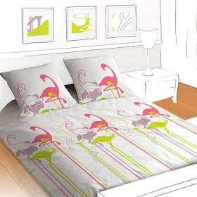 housse de couette camargue acheter ce produit au meilleur prix. Black Bedroom Furniture Sets. Home Design Ideas