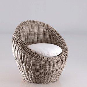 fauteuil en kubu derry acheter ce produit au meilleur prix. Black Bedroom Furniture Sets. Home Design Ideas