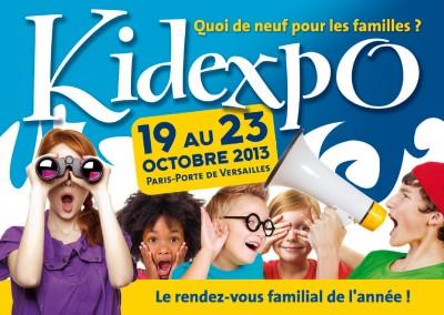 La chasse aux invitations Kidexpo !