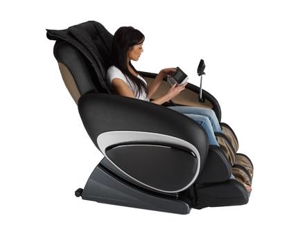 fauteuil massant moon syst me z ro gravit noir. Black Bedroom Furniture Sets. Home Design Ideas