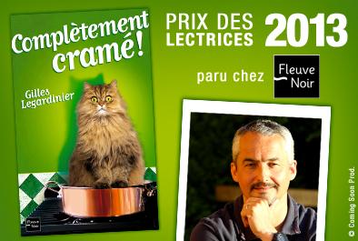 Et le Prix des lectrices Confidentielles édition 2013 revient à...