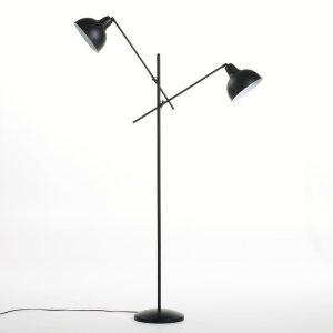 lampadaire halo acheter ce produit au meilleur prix. Black Bedroom Furniture Sets. Home Design Ideas