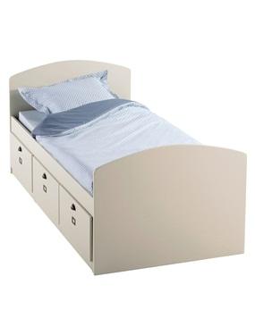 mobilier enfant lit enfant devinette vertbaudet acheter ce produit au meilleur prix. Black Bedroom Furniture Sets. Home Design Ideas