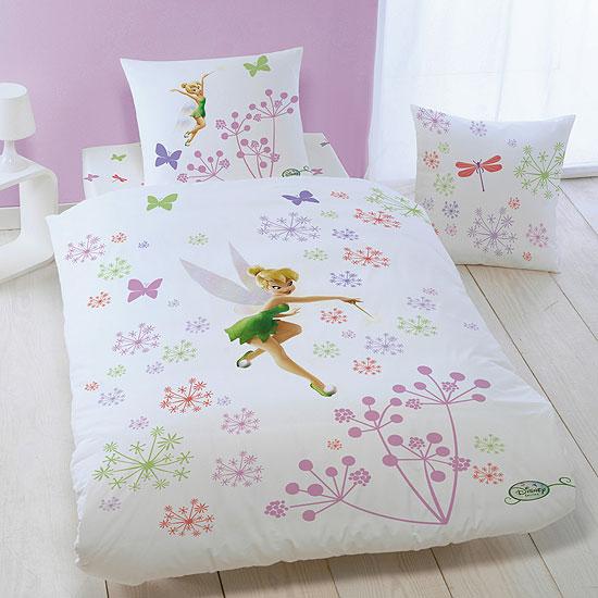 parure de lit 39 f e clochette 39 acheter ce produit au meilleur prix. Black Bedroom Furniture Sets. Home Design Ideas