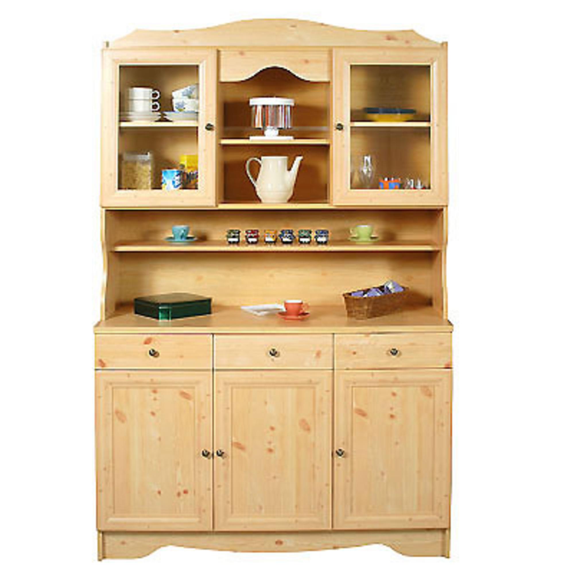 buffet vaisselier 5 portes bandol pin anniversaire 40 ans acheter ce produit au meilleur. Black Bedroom Furniture Sets. Home Design Ideas