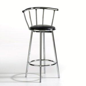 Chaise de bar pivotante acier chromé - Acheter ce produit au ...
