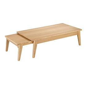 table basse extensible bhv selection acheter ce produit au meilleur prix