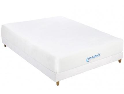 matelas m moire de forme hercule de dreamea 25cm 140x190 acheter ce produit au meilleur prix. Black Bedroom Furniture Sets. Home Design Ideas