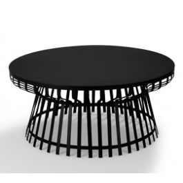 Table basse arty noir - Acheter ce produit au meilleur prix !