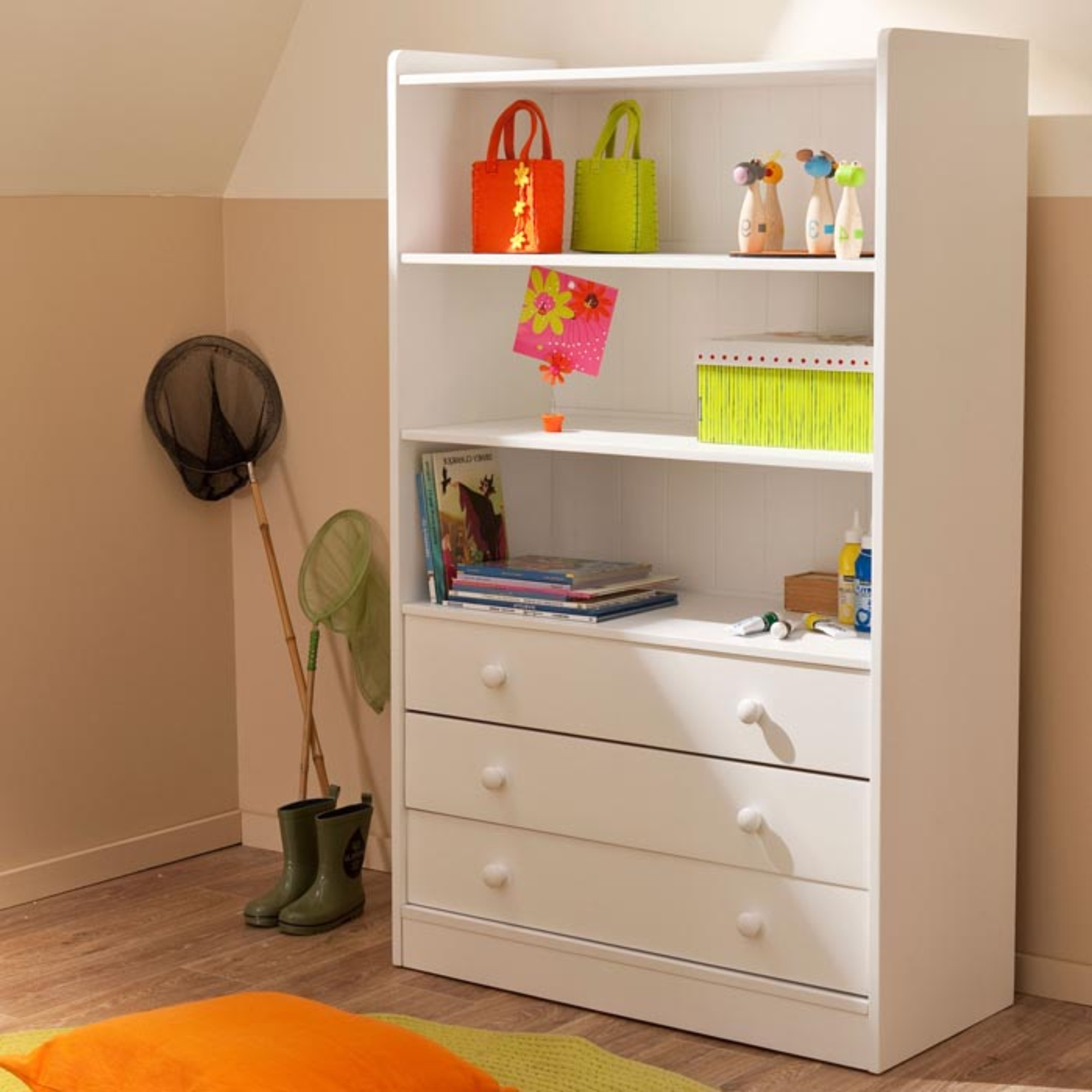 commode etagere