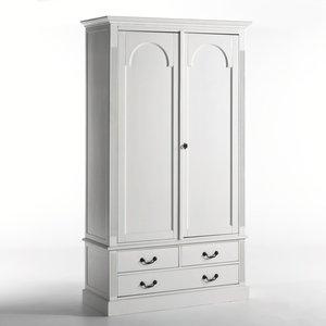 armoire shona acheter ce produit au meilleur prix. Black Bedroom Furniture Sets. Home Design Ideas