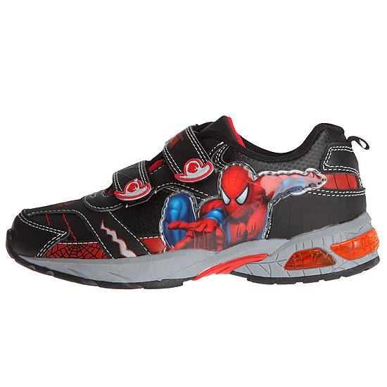 Spiderman Light Up Shoes Australia