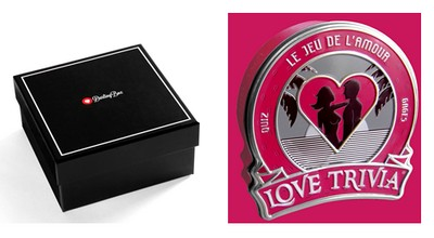 DarlingBox / Jeu Love Trivia