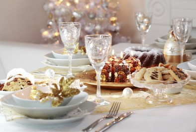 Les astuces pour d corer sa table de no l confidentielles - Decorer sa table de noel ...