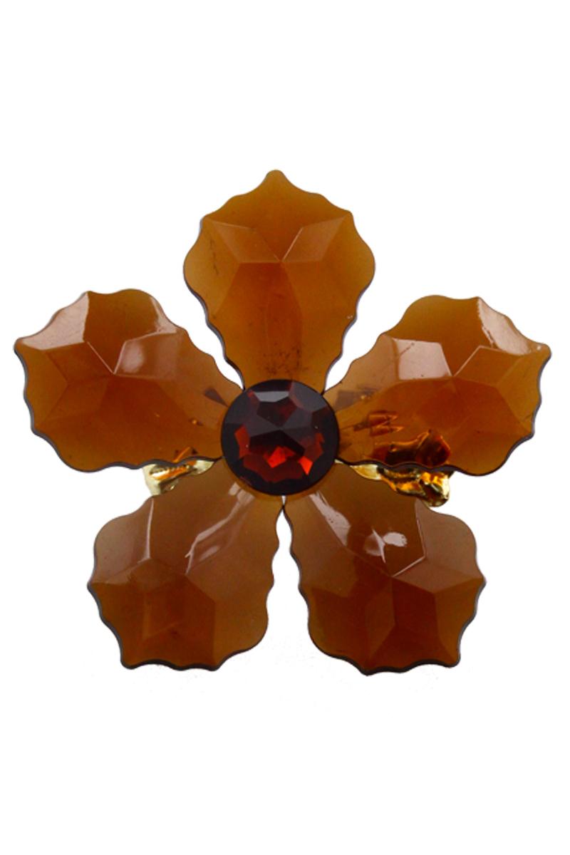 pince rideaux fleur en acrylique acheter ce produit au. Black Bedroom Furniture Sets. Home Design Ideas