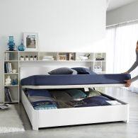 Etag re t te de lit en pin massif certifi fsc acheter ce produit au meilleur prix - Etagere dessus de lit ...