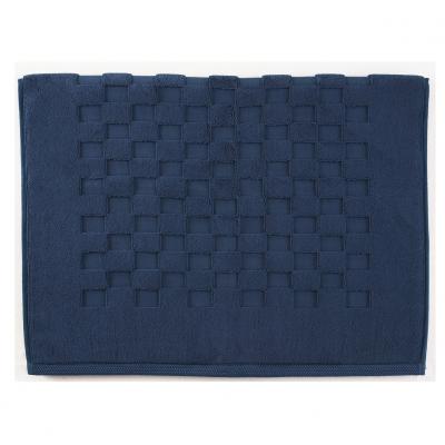 tapis de bain bio essentiel bleu paon 60x90 acheter ce produit au meilleur prix. Black Bedroom Furniture Sets. Home Design Ideas