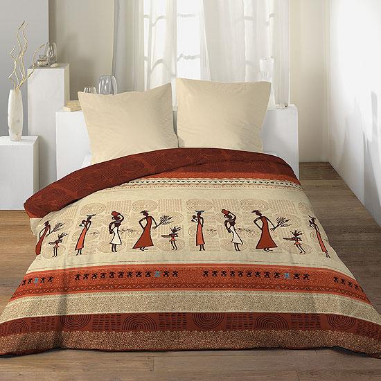 parure de lit 39 lom 39 en microfibre acheter ce produit au meilleur prix. Black Bedroom Furniture Sets. Home Design Ideas