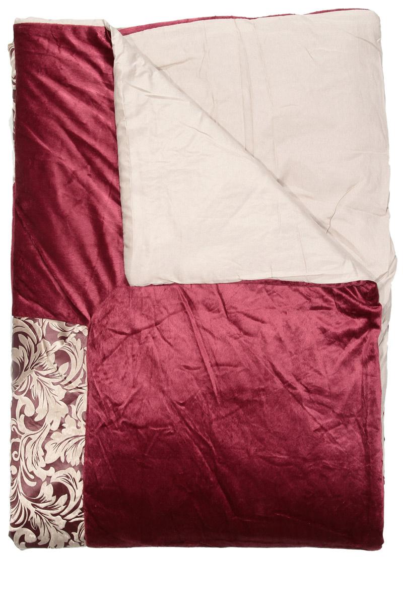 couvre lit velours 230 x 250 cm 2 taies d 39 oreiller 60 x 60 cm acheter ce produit au meilleur. Black Bedroom Furniture Sets. Home Design Ideas