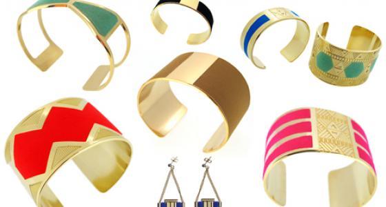 Des bijoux tendres et originaux