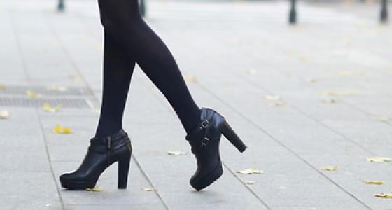 Les fameuses low-boots