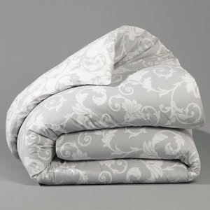 housse de couette imprim e baroque acanthe acheter ce produit au meilleur prix. Black Bedroom Furniture Sets. Home Design Ideas
