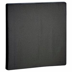 housse de t te de lit pur lin tonagra hauteur 95 cm acheter ce produit au meilleur prix. Black Bedroom Furniture Sets. Home Design Ideas