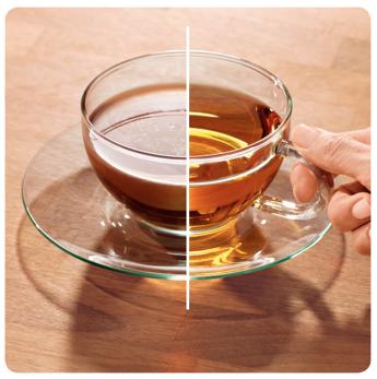 L'incroyable test du thé