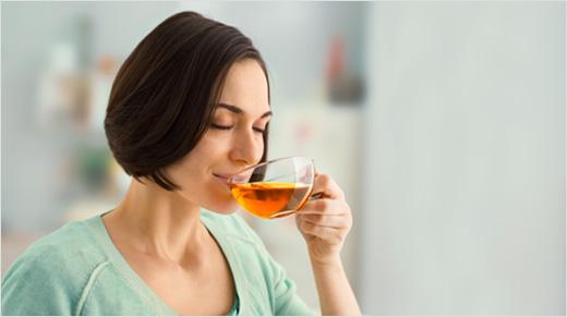 Rien de mieux qu'un bon thé aux arômes révélées