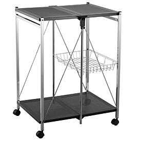 table roulante pliante bhv selection acheter ce produit. Black Bedroom Furniture Sets. Home Design Ideas